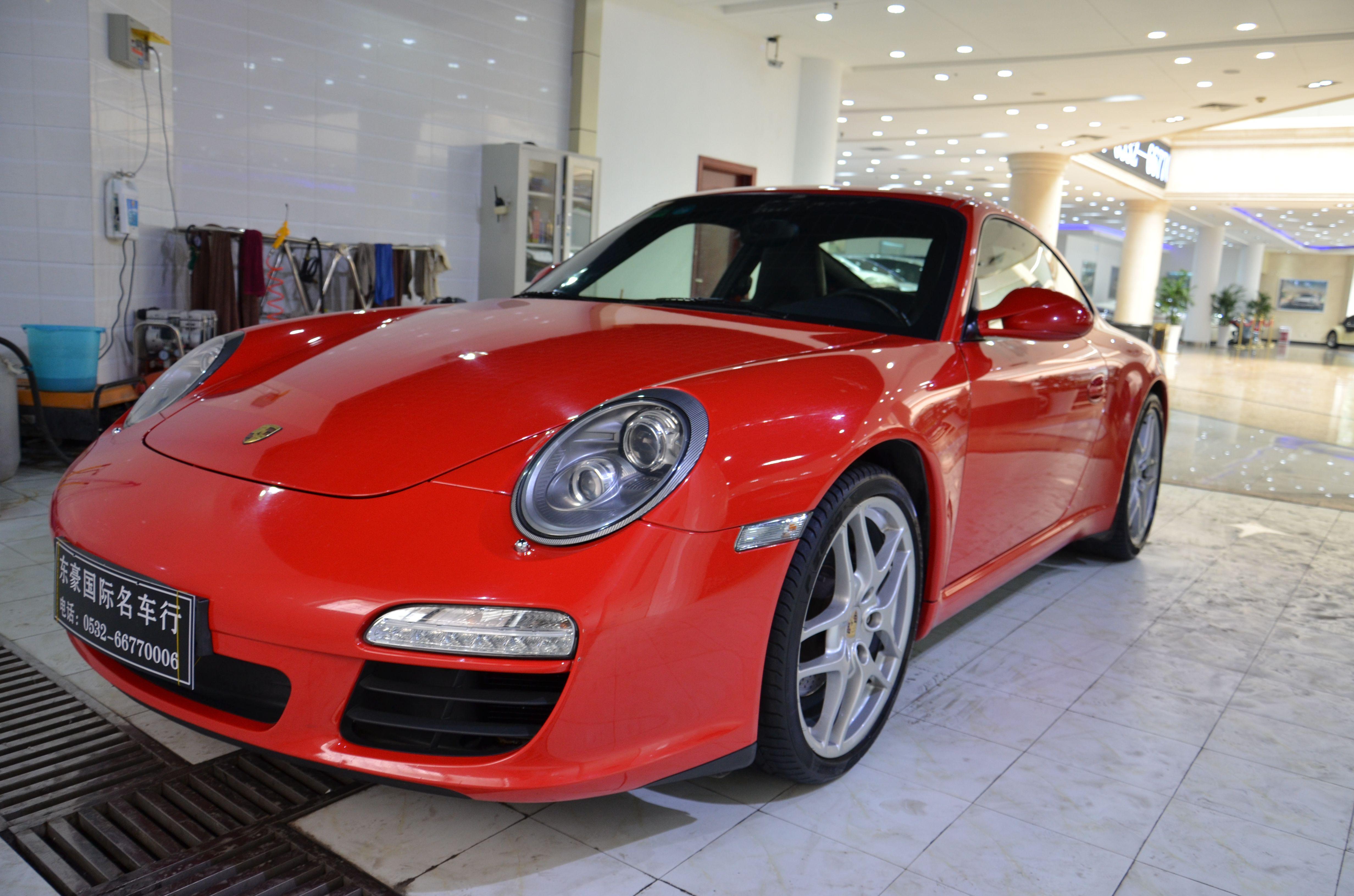 【青岛市】保时捷 911 2012款 carrera