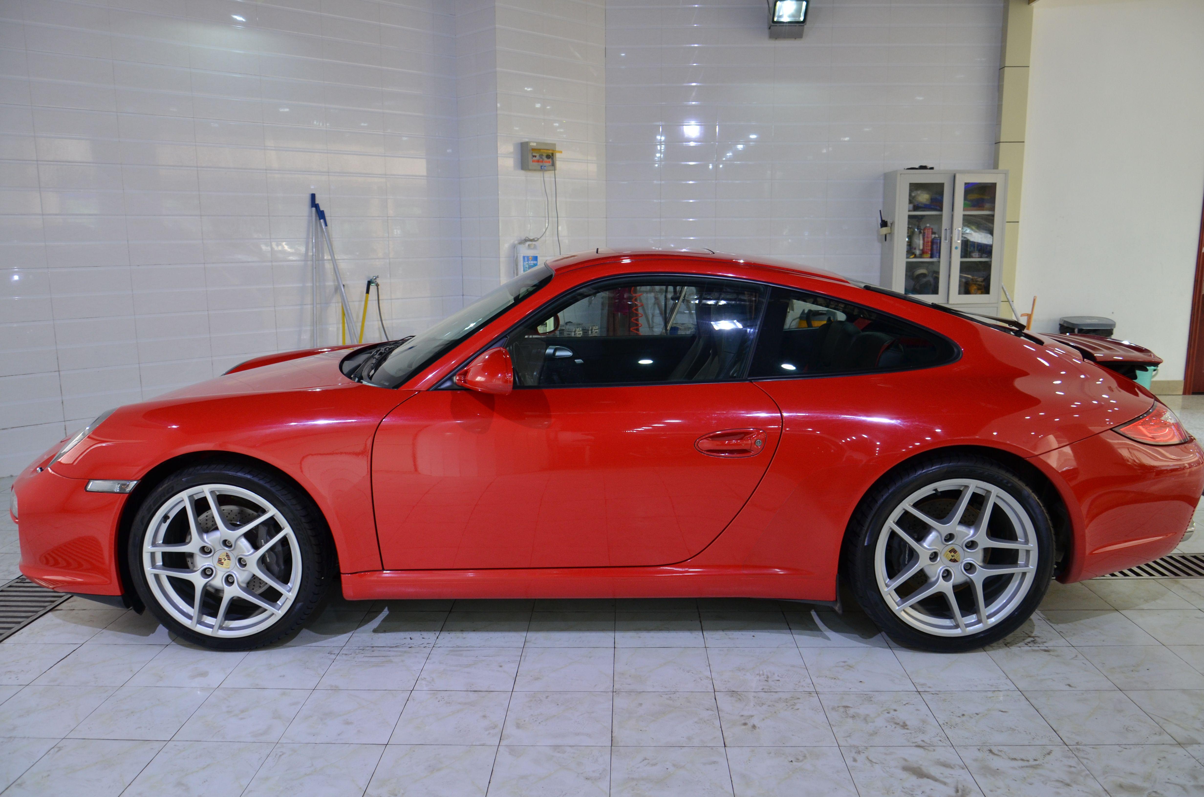 【多图-青岛市二手911】二手保时捷 911 2012款 报价.