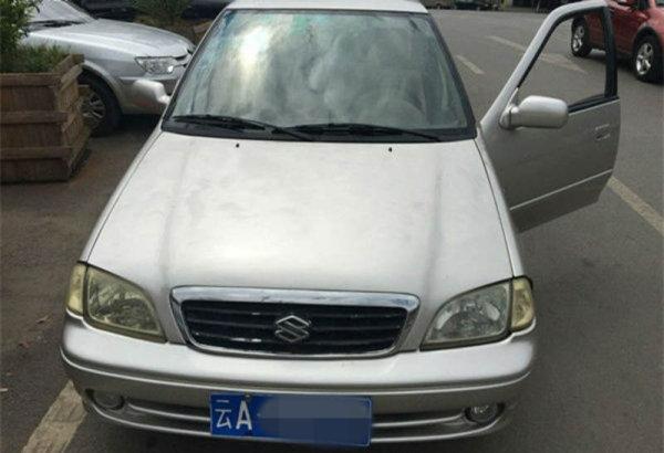 铃木 羚羊 2004款 1300crc