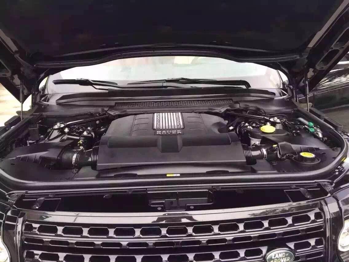 5.0 V8 SC AB 巅峰创世加长版