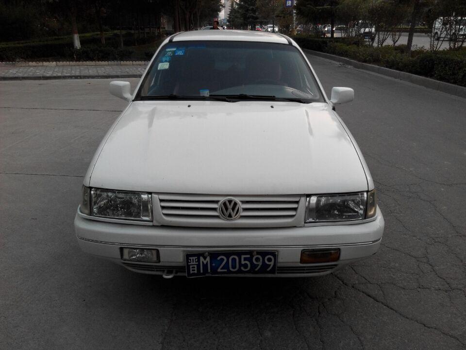 大众 桑塔纳2000