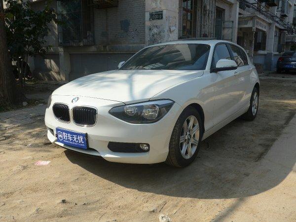 【北京市】宝马1系两厢 2012款 116i 领先版