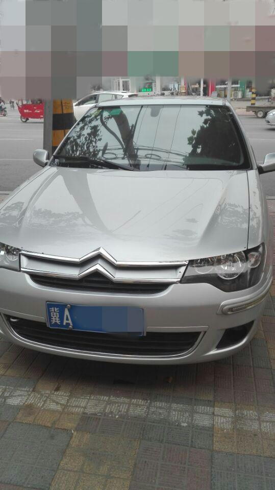 雪铁龙 经典爱丽舍三厢 2013款 1.6L 手动科技版