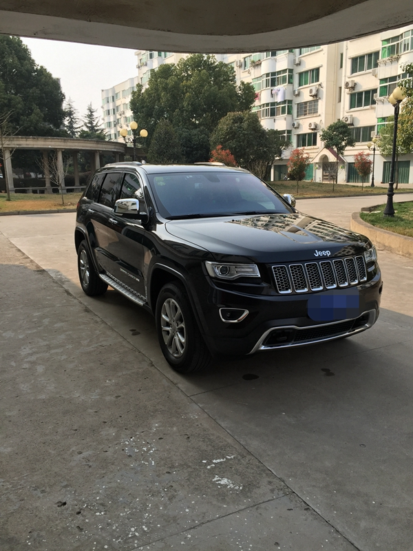 Jeep 大切诺基(进口)