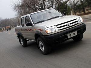 2009款锐骐皮卡zg24 汽油四驱标准版多少钱 报价 福州东瑞高清图片