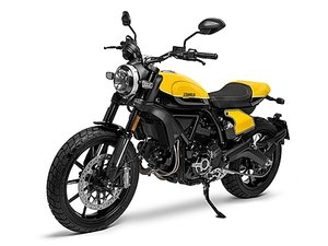2019款Scrambler Full Throttle 劲
