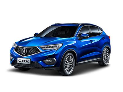 广汽Acura CDX