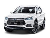 宋EV售价低至18.99万 欢迎试驾