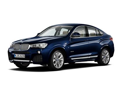 宝马X4 西安购车最高优惠3.54万元