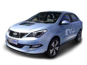 艾瑞泽3 EV图片