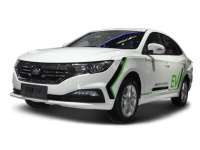 北京车展奔腾B30 EV