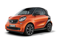 2017款smart fortwo 0.9T BRABUS tailor made专属定制硬顶版
