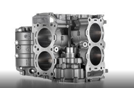 杜卡迪摩托迎新V型发动机,最大107马力可单独关闭后气缸