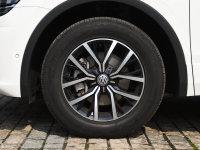 细节外观途观L混动轮胎