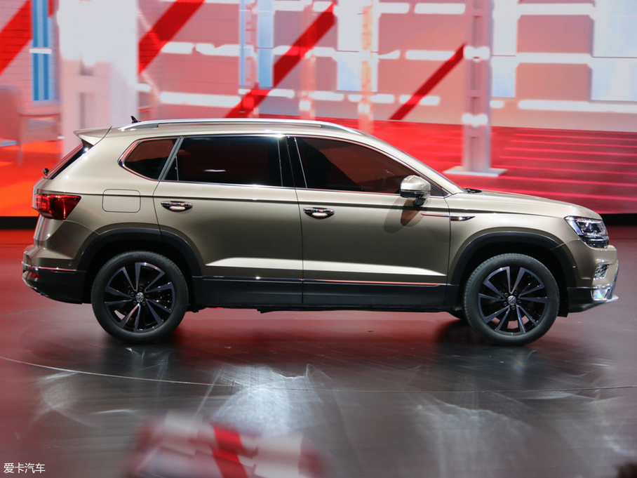 上汽大众2018款Powerful Family SUV