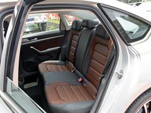 2018款280TSI DSG舒适版 后排座椅