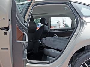 2018款280TSI DSG舒适版 后排座椅放倒