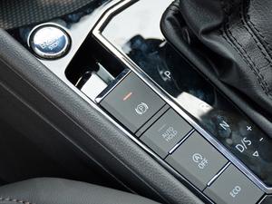 2018款280TSI DSG舒适版 驻车制动器