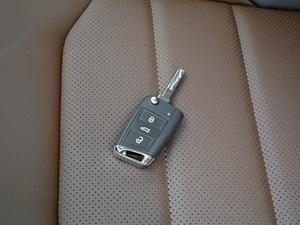 2018款280TSI DSG舒适版 钥匙