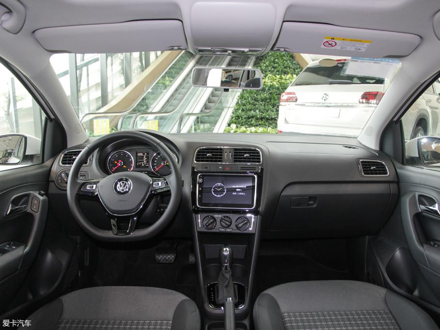 2018款Polo两厢1.5L 自动安享版