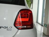 细节外观Polo两厢尾灯