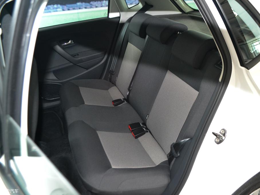2018款Polo两厢 后排座椅