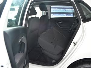 2018款1.5L 自动安驾版 后排座椅放倒