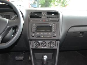 2018款1.5L 自动安驾版 中控台