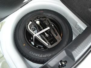 2018款1.5L 自动安驾版 备胎
