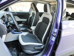 2019款1.5L 自动舒适版 前排座椅