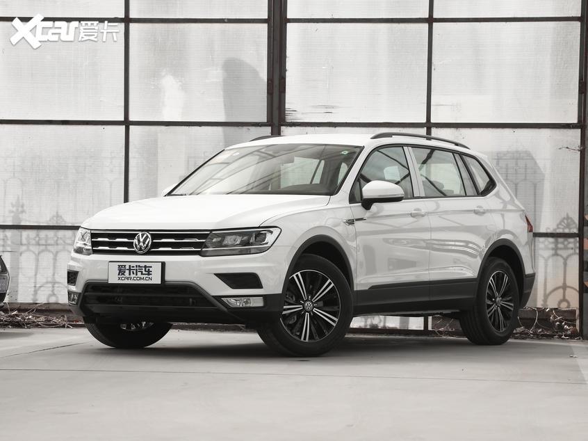 「图文」大众途观L Coupe最新消息 中型轿跑SUV