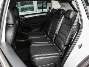 2019款380TSI 四驱智动豪华版 后排座椅