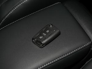 2019款380TSI 四驱智动豪华版 钥匙