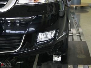 2009款2.8L 自动至尊版 雾灯