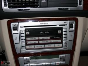 2009款2.8L 自动至尊版 音响调节