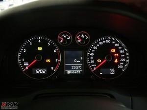 2009款2.8L 自动至尊版 仪表