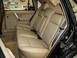 2010款1.6L 手动舒适版 后排座椅