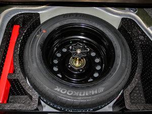 2010款1.6L 手动舒适版 备胎