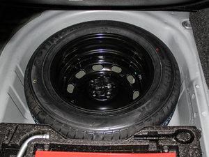 2013款经典款 1.6L 自动风尚版 备胎