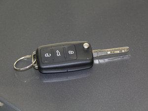 2013款经典款 1.6L 自动风尚版 钥匙