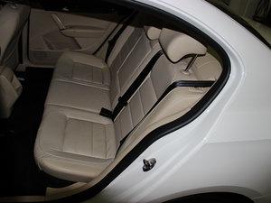 2013款经典款 1.6L 手动舒适版 后排座椅