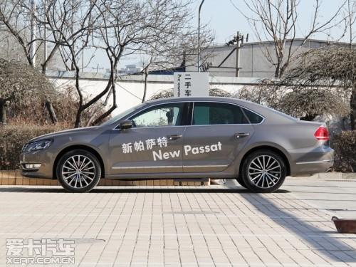 上海大众 2014款帕萨特高清图片