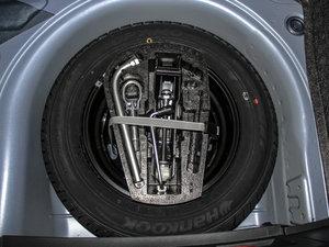2014款1.6L 手动版 备胎