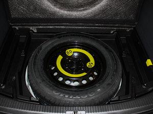 2015款1.4T 自动30周年纪念版 备胎