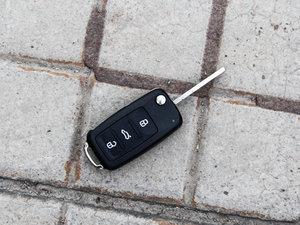 2015款1.4T 自动旗舰版 5座 钥匙