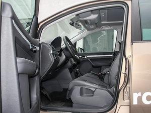2015款1.4T 自动旗舰版 5座 前排空间