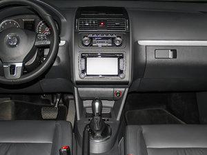 2015款1.4T 自动旗舰版 5座 中控台