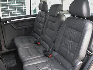 2015款1.4T 手动舒适版 5座 后排座椅