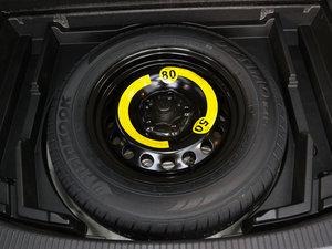 2015款1.4T 手动舒适版 5座 备胎