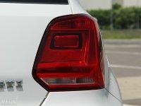 细节外观Polo GTI尾灯